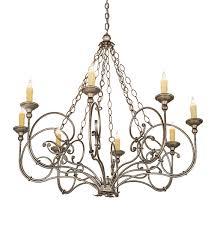 42 w rachelle 8 lt chandelier 193952