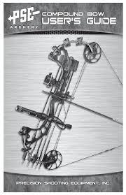 Note Pse Archery