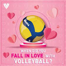 Volleyball World - We've been in love with #volleyball since 1895. WHAT  ABOUT YOU? #HappyValentinesDay ♥️ #VolleyballisLOVE