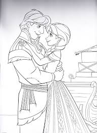 Small Picture 97 best Disney Frozen Coloring Sheets images on Pinterest