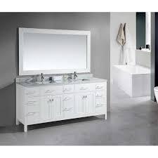 design element london 78 double sink vanity set in white alternative view 4