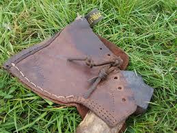 tony s first axe sheath