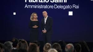 Presentazione palinsesti Rai: Venier, Ruggeri e D'Alessio su ...