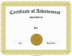 Free Award Certificate Templates For Students Free Award Certificates Templates To Download Fresh Award