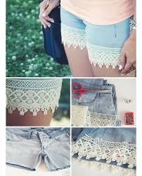 diy short and shorts image