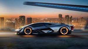 Lamborghini Terzo Millennio is a 'possible future' electric ...