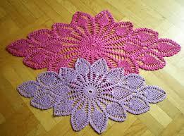 Oval Crochet Doily Patterns Free Classy Diamond Oval Pineapple Doily Free Pattern Diagram ⋆ Crochet Kingdom