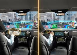 Head Up Display Optical Design Cutting Edge Technology Powers Continentals Augmented