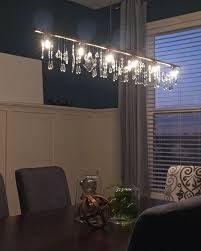 linear crystal chandelier intended for attractive house linear crystal chandelier remodel