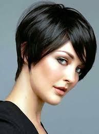 Couleur Brune Coupe Courte Cheveux Naturels