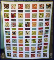 Sew Me: Charm pack quilt | Quilting 15 | Pinterest | Charm pack ... & Ideas for 5 inch quilt squares. Cute! I love the crisp white separation Adamdwight.com