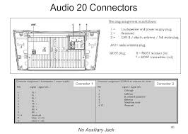 audio 20 pin outs for cd changer install mercedes benz forum click image for larger version audio20 jpg views 32724 size 70 7