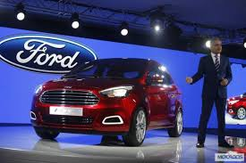 new car launches fordSPIED Upcoming Ford Figo compact sedan test mule spotted again