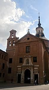 Resultado de imagen de fotos iglesia DE LAS AGUSTINAS ALCALA DE HENARES