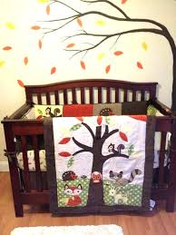 woodland creature baby bedding forest animal crib bedding woodland animal nursery decor forest crib bedding in