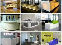 office reception desk design reception. Office Furniture Modern Front Desk, Simple Design Reception Desk