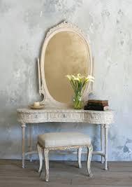 cutom old mirror make up table