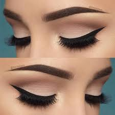30 glamour boasting and simple prom makeup ideas