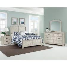 Vaughan Bassett Rustic Cottage Queen Bedroom Group - Item Number: 644 Q  Bedroom Group 1