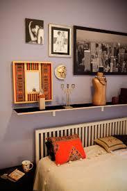 Spiegel Wand Rahmen Einzigartigen Afrikanischen Stoff Holz Etsy