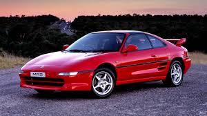 Toyota MR2 T Bar AU spec '1989–2000 - YouTube