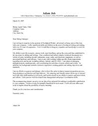 sample professional cover letter writer category writing cover letters samples