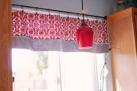 Red Curtains For Kitchen Red Kitchen Curtains Sets Cliff Kitchen