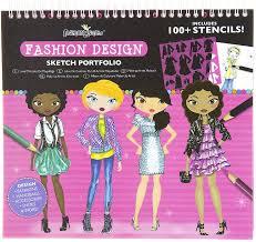 Fashion Angels Fashion Design Sketch Portfolio Amazon Com Fashion Design Sketch Portfolio Toys Games