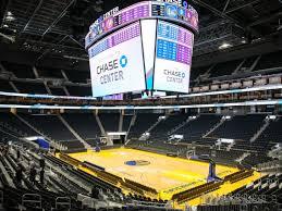 Kaiser Permanente Arena Seating Chart Inside Chase Center San Franciscos New 1 4 Billion