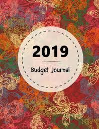 monthly bill organizer notebook 2019 budget journal notebook finance planner binder money