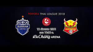 Trailer Thai League 2018 บุรีรัมย์ ยูไนเต็ด VS สุโขทัย เอฟซี - YouTube