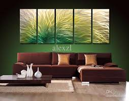 2018 metal oil painting abstract metal wall art sculpture painting green yellow black blule hight from alexzl 110 5 dhgate com