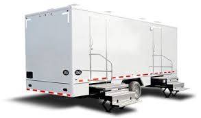Bathroom Trailers New Portable Toilets Mobile Restroom Trailers Crown Restrooms