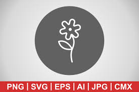Free & premium icons available in svg, png, eps, ico, icns and icon fonts. Svg Flower Icon Download Free And Premium Svg Cut Files
