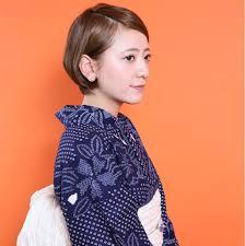 髪型カタログ着物に似合うショートのおすすめ髪型アレンジ特集hair