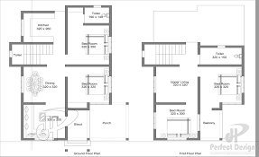 1463 sq ft beautiful double floor villa kerala home design the living and dining room are beautiful interior office kerala home design