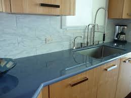 glossy bluish gray finish lava stone kitchen countertop material choices for kitchen countertops pros