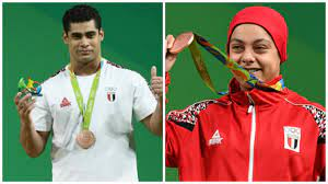 Egypt Wins 2 Bronze Medals on Day 5 Rio Olympics - Get Healthy Cairo