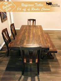 there is still time to save on all rustic designed tables tops from our builder ruffsawn enjoy off his entire collection of rustic furniture