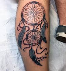 Dream Catcher Tattoo For Men 100 Dreamcatcher Tattoos For Men Divine Design Ideas 10