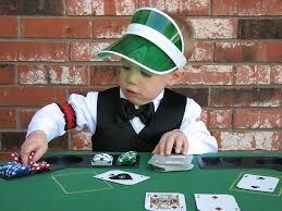 Pics For > Casino Dealer Costume | Casino, Las vegas halloween, Las  vegas costumes