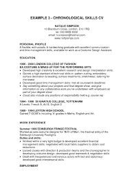 Interesting Personal Skill Set In Resume On Samples Endearing With