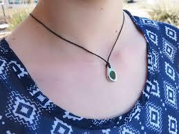picture of sea glass pendant