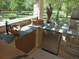 Outdoor Kitchen Cabinet Ideas Pictures Ideas From Hgtv Hgtv