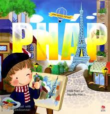 Sách Vòng Quanh Thế Giới: Pháp (Tái Bản 2019) - FAHASA.COM