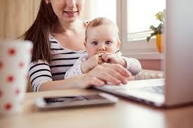 способов заработка для мам в декрете Какая работа идеально подходит для мамы с ребёнком
