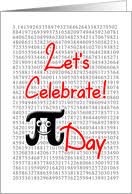 pi day invitation pi day party invitations from greeting card universe