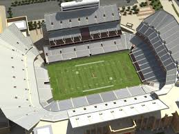 Kyle Field 3d Seating Chart Interactive 3d Tour Of Renovated Kyle Field And Seating For