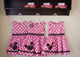 minnie mouse birthday party dresses and shoes