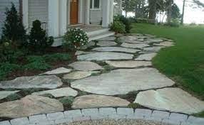 ginormous stones large paver stones